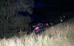 <em>Hír szerkesztése</em> Ketten haltak meg a Gyoroki-tóba csúszott gépkocsiban
