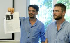 <em>Hír szerkesztése</em> Kaszás Attila-díjra jelölték a kamaraszínház művészét