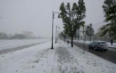 <em>Hír szerkesztése</em> A hóvihar elmúltával erős lehűlésre lehet számítani