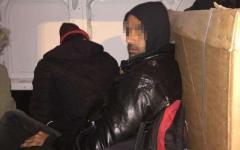 <em>Hír szerkesztése</em> Tizenöt iraki menekültet tartóztattak fel Nagylaknál