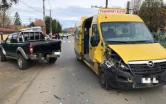 <em>Hír szerkesztése</em> Iskolabusz balesetezett Gyorokon