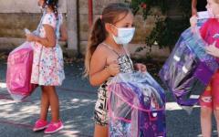 <em>Hír szerkesztése</em> Megkapták a magyar előkészítősök az iskolatáskákat