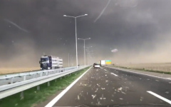 <em>Hír szerkesztése</em> Ítéletidőre figyelmeztetnek a meteorológusok
