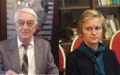 <em>Hír szerkesztése</em> Kölcsey-díj Jámbor Gyulának és Fekete Rékának
