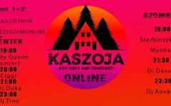 <em>Hír szerkesztése</em> Idén online zajlott a Kaszoja Fesztivál