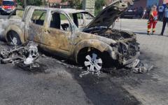 <em>Hír szerkesztése</em> Meghalt egy motoros Fönlakon, két jármű kiégett
