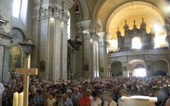 <em>Hír szerkesztése</em> Három püspök misézik Kisboldogasszony ünnepén Máriaradnán