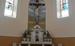 <em>Hír szerkesztése</em> Püspöki áldás a felújított kisiratosi templomra