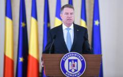 <em>Hír szerkesztése</em> Iohannis az alkotmánybíróságon támadta meg a költségvetést