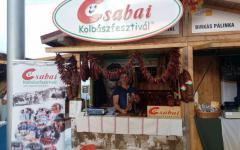 <em>Hír szerkesztése</em> Aradi programok a Csabai Kolbászfesztiválon
