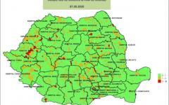 <em>Hír szerkesztése</em> Nyolc Arad megyei településen csak online oktatás lesz egyelőre