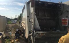 <em>Hír szerkesztése</em> Tragédia Fakerten: kukásautó gázolt halálosan