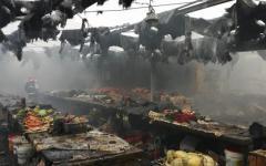 <em>Hír szerkesztése</em> Leégett a Vlaicu-negyedi piac