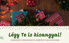 <em>Hír szerkesztése</em> Karácsonyi előadás és kézműves foglalkozások