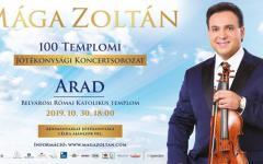 <em>Hír szerkesztése</em> FRISSÍTVE: Elfogytak a jegyek Mága Zoltán koncertjére