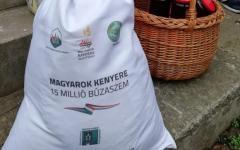 <em>Hír szerkesztése</em> Magyarok Kenyere: az aradi gazdák idén is csatlakoztak [AUDIO]