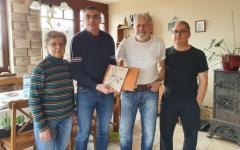 <em>Hír szerkesztése</em> Az UTA megkapta a Pecsovszky-hagyaték egy részét