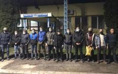 <em>Hír szerkesztése</em> Több mint harminc határsértő ellen intézkedtek a hétvégén