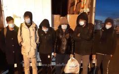 <em>Hír szerkesztése</em> Több mint kéttucat migránst fogtak el Nagylakon