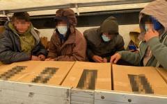 <em>Hír szerkesztése</em> Huszonhét migránst fogtak el az aradi határrendészek