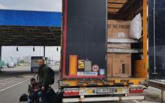 <em>Hír szerkesztése</em> Tíz afganisztáni és szíriai migránsra bukkantak a határon