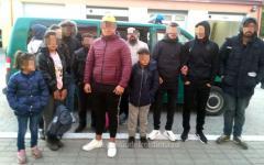 <em>Hír szerkesztése</em> Harminc migránst fogtak el egy újszentannai elhagyott panzióban