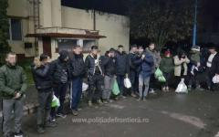 <em>Hír szerkesztése</em> Több mint húsz migránst fogtak el a román–magyar határon