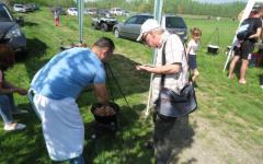 <em>Hír szerkesztése</em> Óteleken főztek betyárbográcsost a kisjenői MINTÁ-sok