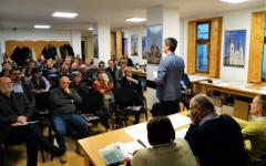 <em>Hír szerkesztése</em> Rangsorolják az RMDSZ-es megyei tanácsosjelölteket