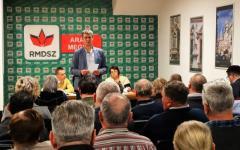<em>Hír szerkesztése</em> Növelné mandátumai számát Arad megyében az RMDSZ [AUDIO]