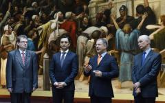 <em>Hír szerkesztése</em> Megvette a magyar állam Munkácsy Krisztus Pilátus előtt című képét