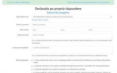 <em>Hír szerkesztése</em> Kijárási tilalom: digitális lakhelyelhagyási nyilatkozatot hoztak létre