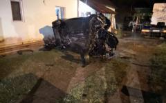 <em>Hír szerkesztése</em> Halálos baleset Odvason: háznak csapódott egy autó