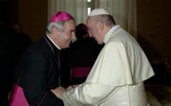 """<em>Hír szerkesztése</em> """"Tiszta lélekkel fogadjuk be Ferenc pápa üzenetét"""" [AUDIÓ]"""