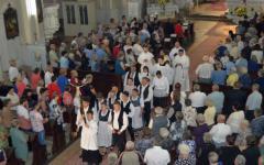 <em>Hír szerkesztése</em> Templombúcsú a hétvégén Pécskán