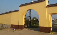 <em>Hír szerkesztése</em> Önkéntesek újították fel a pécskai temető bejáratát