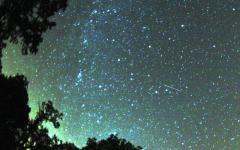 <em>Hír szerkesztése</em> Csütörtök éjjel láthatjuk majd a legtöbb hullócsillagot