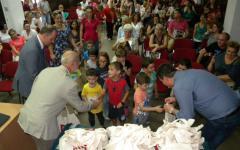 <em>Hír szerkesztése</em> Tízezer forintos ösztönzés a magyar iskola választáshoz