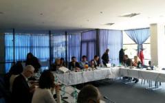 <em>Hír szerkesztése</em> Aradon tanácskoztak a román–magyar határ menti fejlesztési stratégiáról