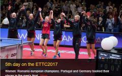 <em>Hír szerkesztése</em> Daniela Monteiro-Dodean vezette Eb-győzelemre a női asztalitensz-válogatottat
