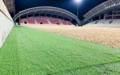 <em>Hír szerkesztése</em> Bővítik a Neuman-stadiont, bár még nincs kész