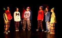 <em>Hír szerkesztése</em> Kettős bemutatóval zárt a Százszorszép Gyermekszínpad