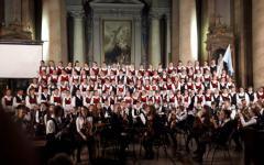 <em>Hír szerkesztése</em> Lélekemelő hangversenyt adott a Szentegyházi Gyermekfilharmónia