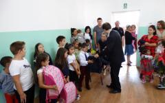 <em>Hír szerkesztése</em> Újraindult a magyar iskola Zimándközön [AUDIÓ]