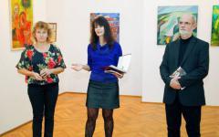<em>Hír szerkesztése</em> Kiállítás a Klióban a Nagyzeréndi Művésztelep munkáiból