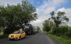 <em>Hír szerkesztése</em> Háromnapos kamionstopot rendeltek el a kánikula miatt