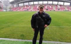 <em>Hír szerkesztése</em> Régi idők focija Tisza Ferenccel [AUDIO]