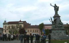 <em>Hír szerkesztése</em> Az 1848-as forradalom kitörése 167. évfordulójának emlékrendezvényei Aradon
