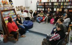 <em>Hír szerkesztése</em> Könyvklubként nyílt újra a Tulipán [AUDIÓ]