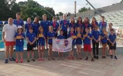 <em>Hír szerkesztése</em> Sikereket értek el a fiatal aradi úszók Békéscsabán